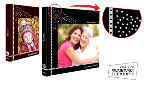 Album Swarovski Impressão Fotográfica