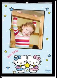 Calendários de parede Hello Kitty (22x30)