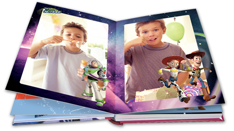 Album Digital Toy Story