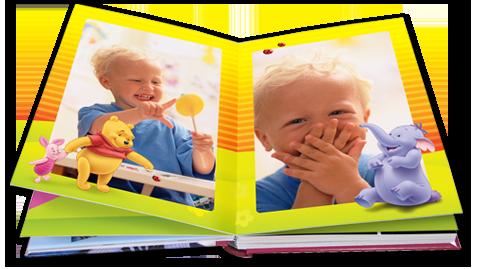 Album Digital Winnie the Pooh