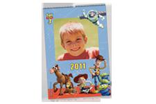 Calendário de parede Toy Story (30x45)