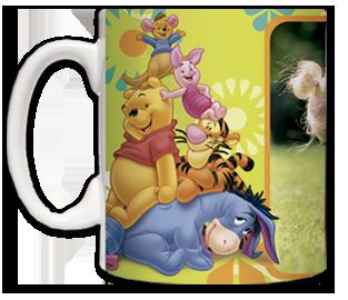 Canecas Winnie the Pooh